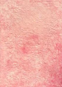 2012 Okt-Nov (1) 51x71cm, Wachsmischtechnik auf Textil