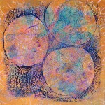 Christiane Noll Blaue Blume 3 -1